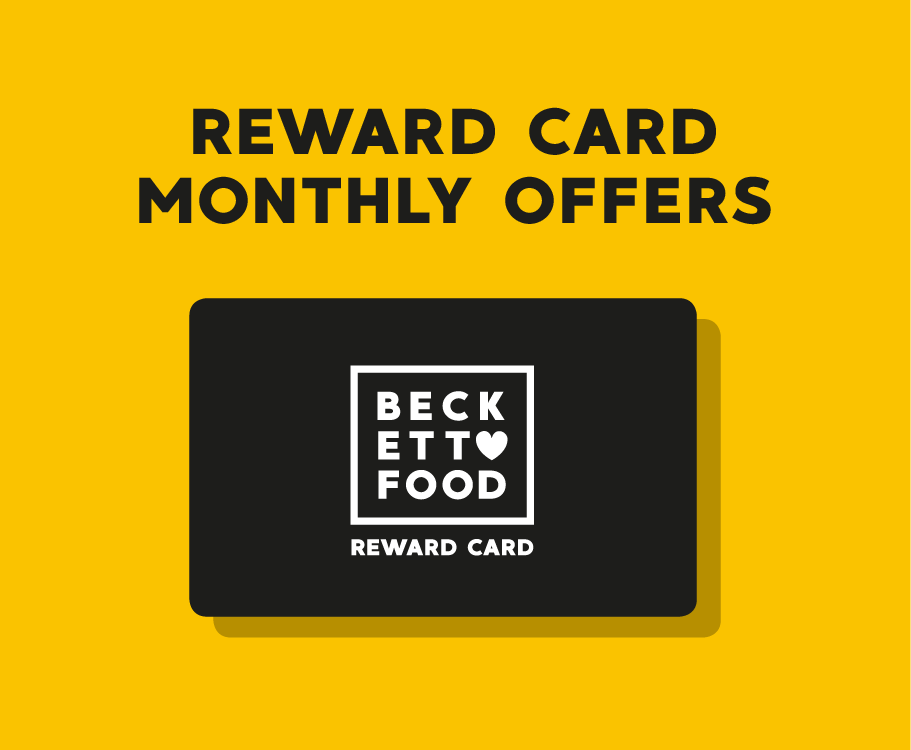 Reward Card Monthly Offers