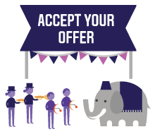 Accept your Offer