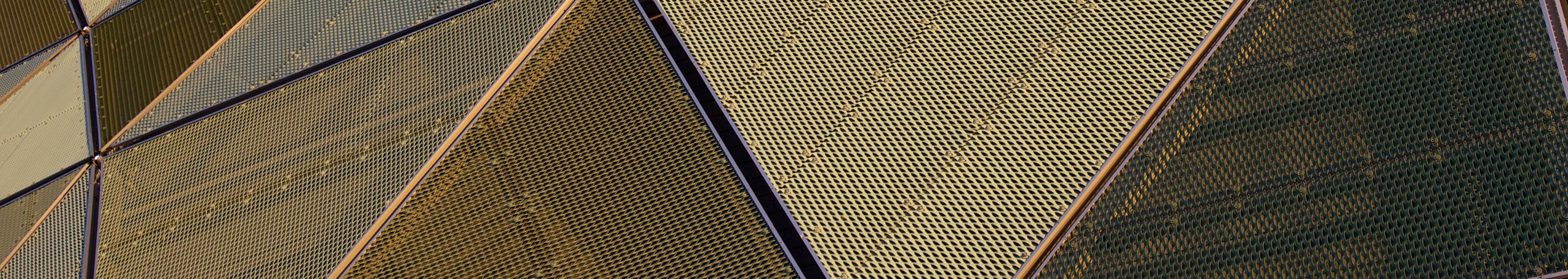 A close-up of Carnegie Pavilion, Headingley