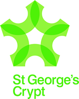 St George's Crypt logo