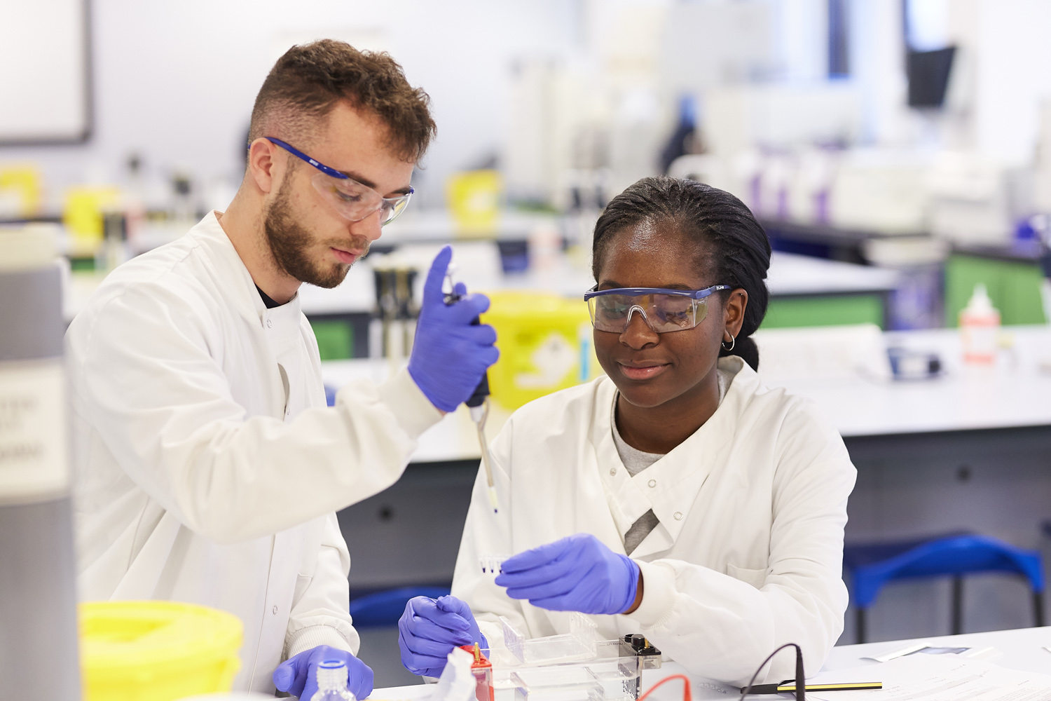 Bachelor of Science with Honours Biomedical Sciences (Medical Microbiology Pathway)