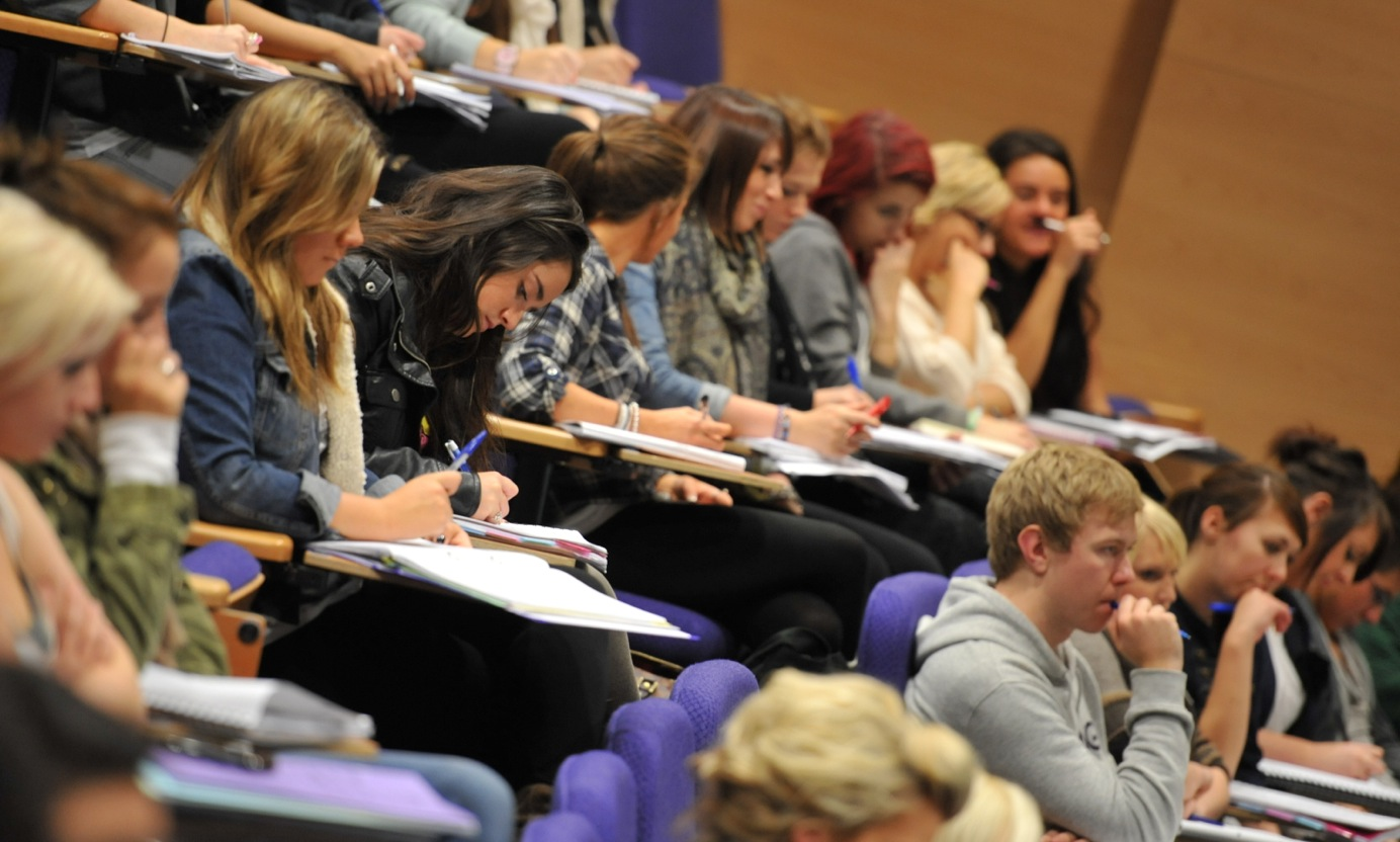Leeds Business School celebrates move up The Guardian University league table