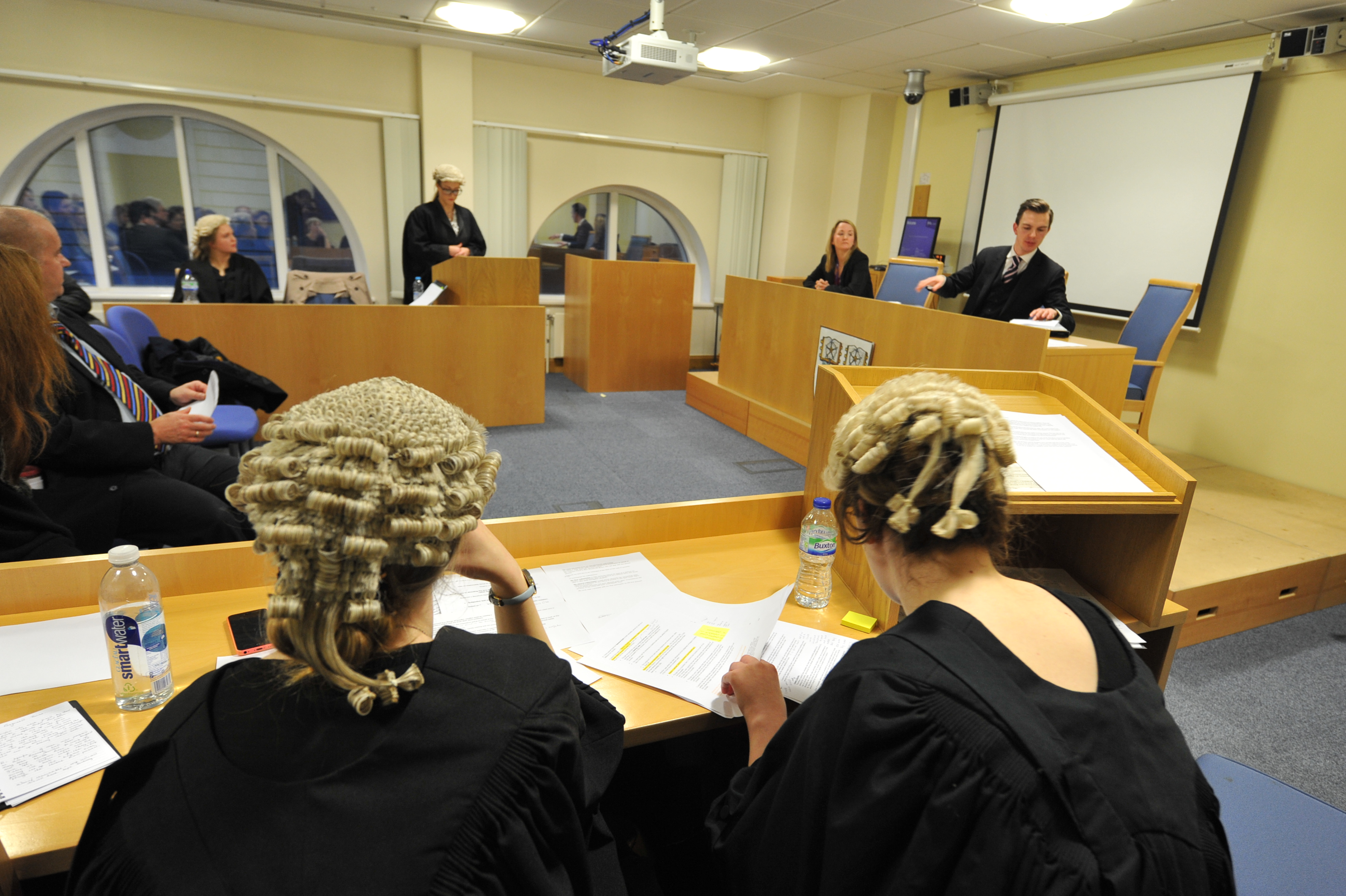 MP and Judge join Leeds Law School as Visiting Fellows
