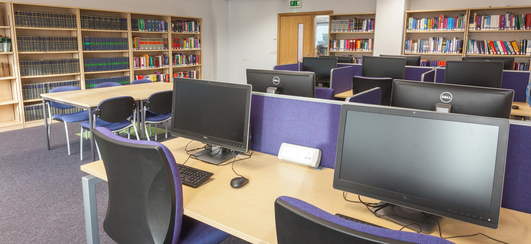 Dedicated Postgraduate Resource Room