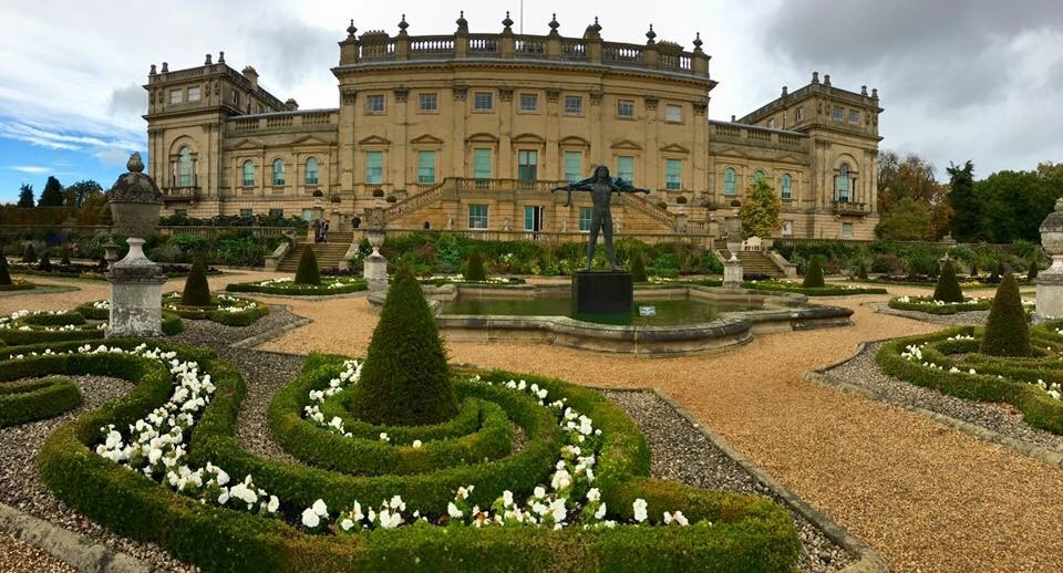 Student Emily's image of Harewood House