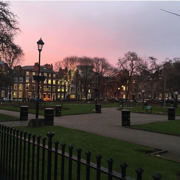 Student Naomi's image of Park Square