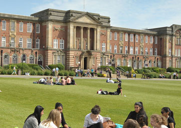 about leeds beckett university