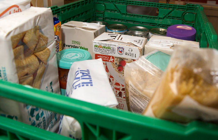 Talk To Highlight Growing Use Of Foodbanks In Uk