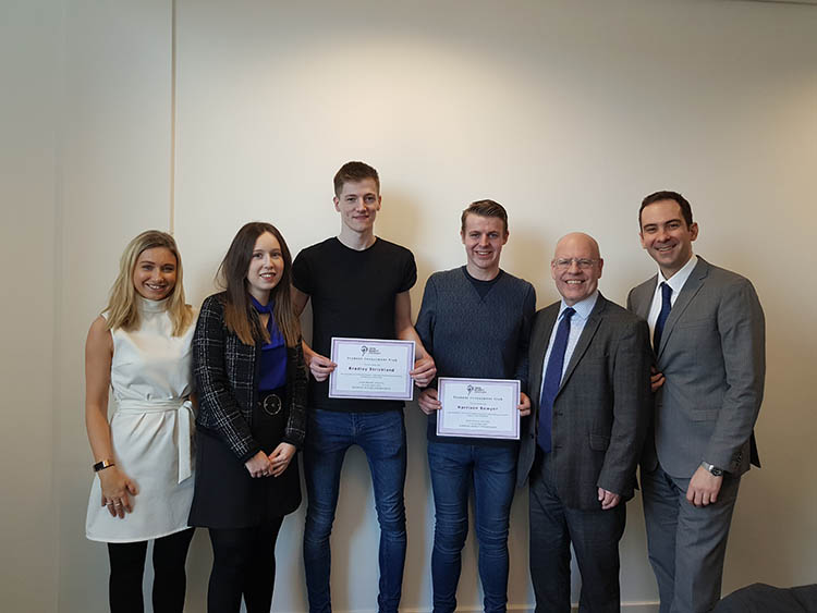 Investment club leeds business school redmayne bentley