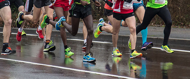 Runners: how to stay in shape for race day