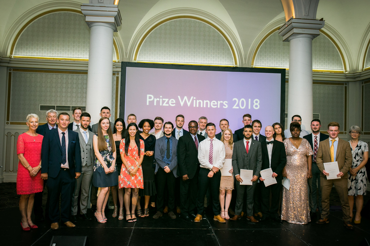 School of Built Environment and Engineering Student Awards 2018