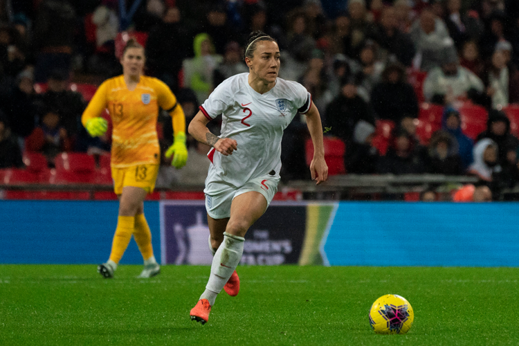 Lucy Bronze up for yet another award celebrating sporting achievement
