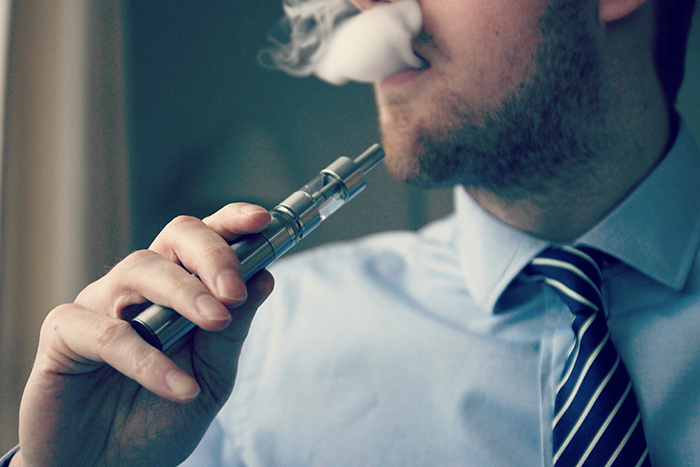 Are E-cigarettes really a healthier alternative to traditional cigarettes?