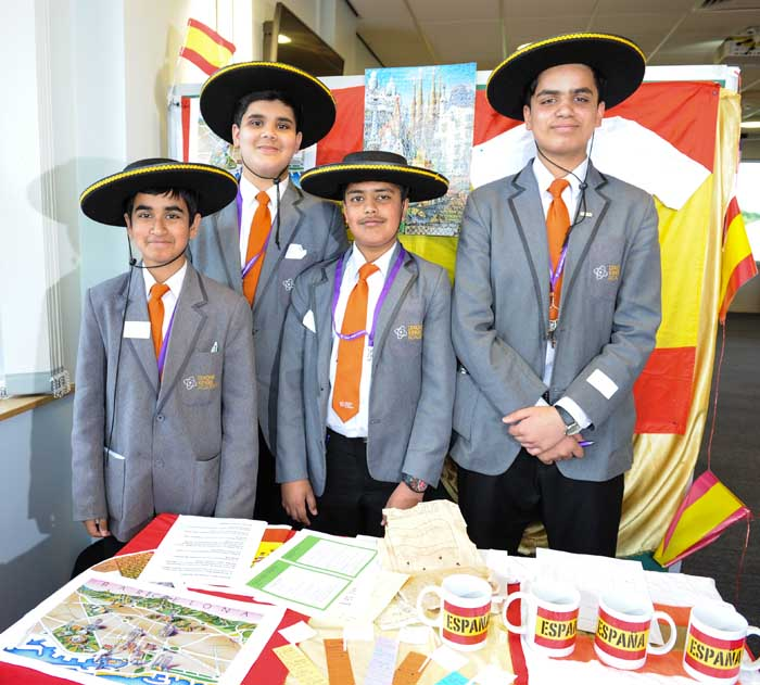 School pupils wow Leeds with their language skills at Eurofest