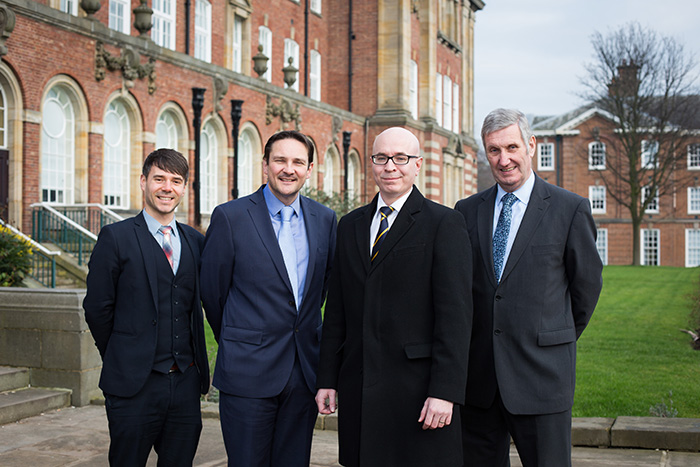 Leeds Beckett and Bingley Grammar School team up to boost teacher skills