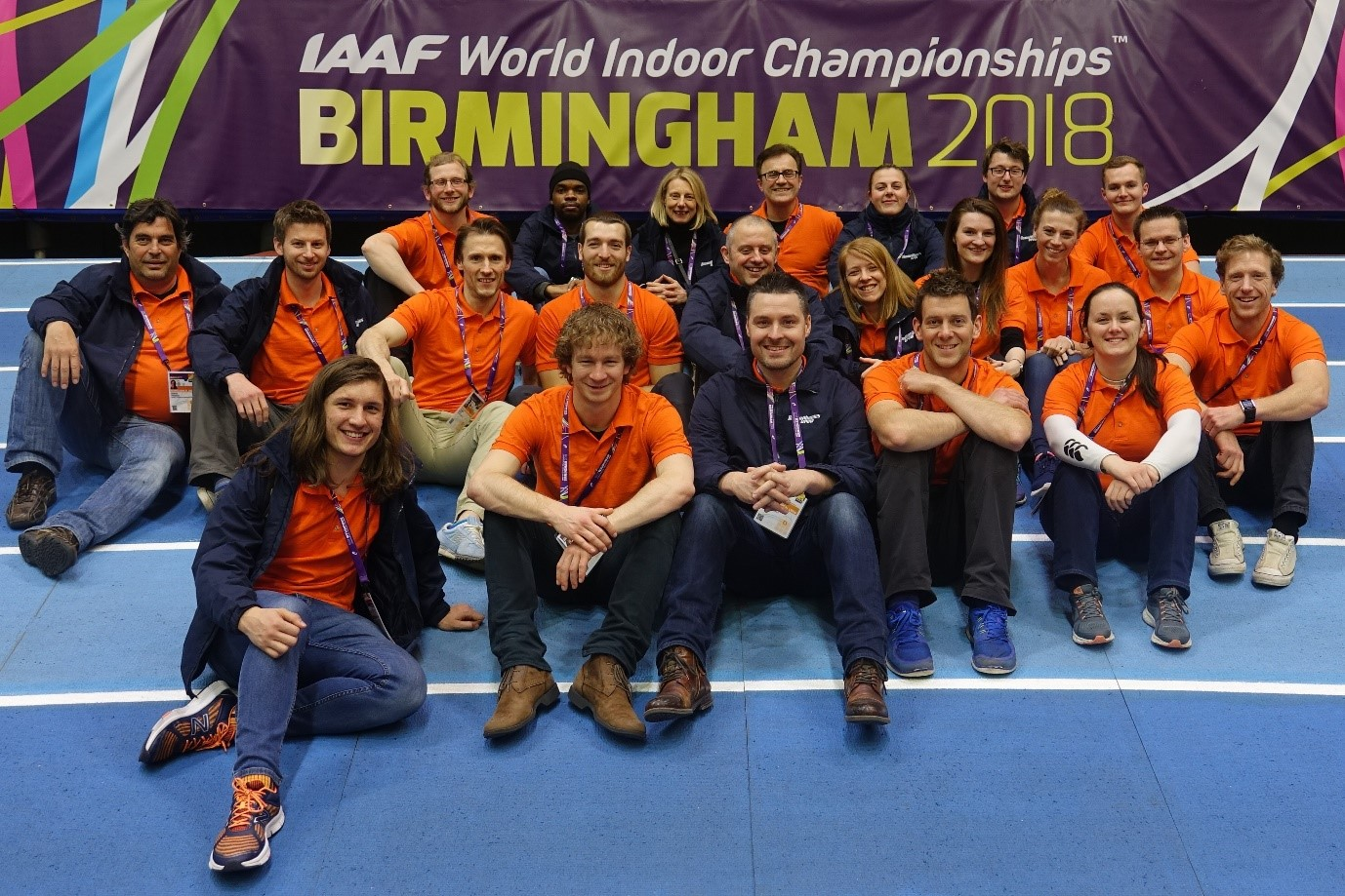 Leeds academics collect data at biggest indoor athletics event in the world