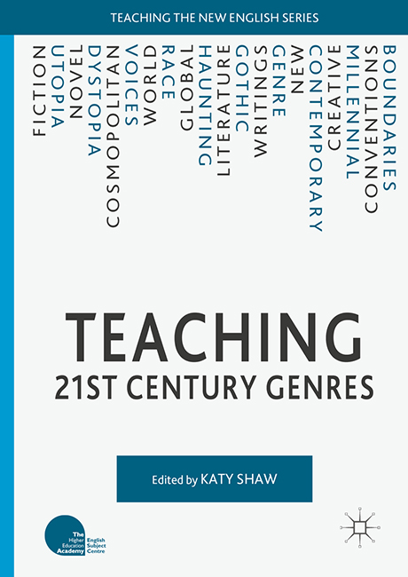 'Teaching the New English' full book cover
