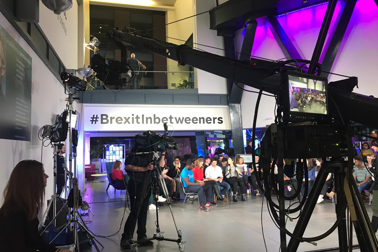Rose Bowl hosts live Channel 4 Brexit debate