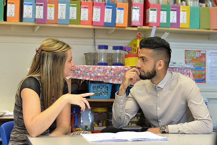 Coaching helps head teachers to stay in role