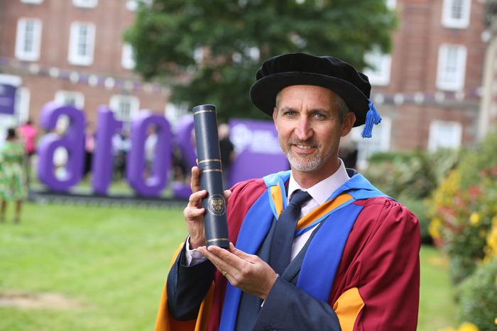 Aussie cricketing legend Gillespie receives honorary degree