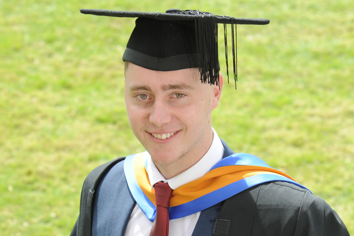 Its Straight Onto The Beat For Leeds Beckett Graduate
