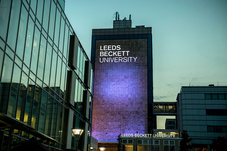 Leeds Beckett's purple patch