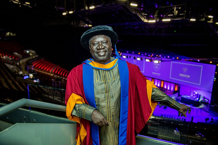 Leeds Beckett University award Honorary Doctorate to Gambian responsible tourism advocate