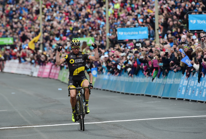 Leeds Beckett research reveals Tour De Yorkshire's boost to the economy
