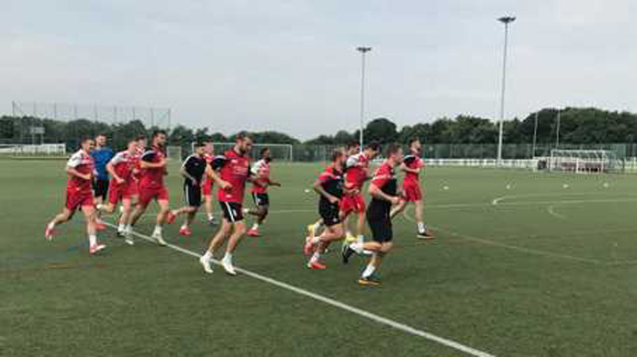 Doncaster Rovers complete pre-season fitness testing at Leeds Beckett