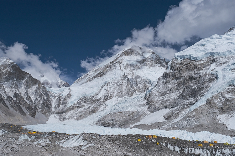 Exploring the Death Zone on Everest