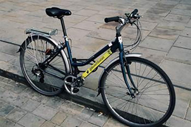 Bike hire scheme extended to colleagues