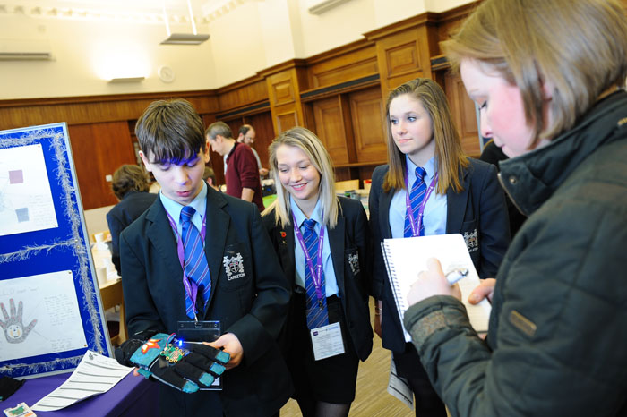 Technology challenge to inspire next generation of coders