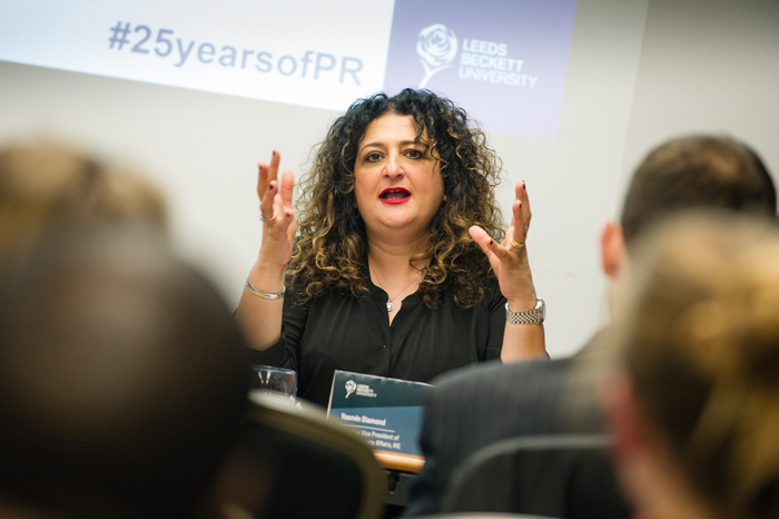 25 years of PR education celebrated at Leeds Beckett