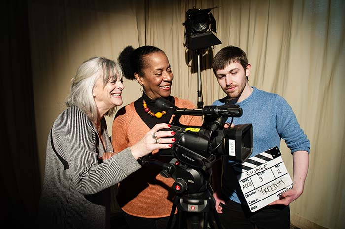 Leeds Beckett film project celebrated at Young Filmmakers' Awards