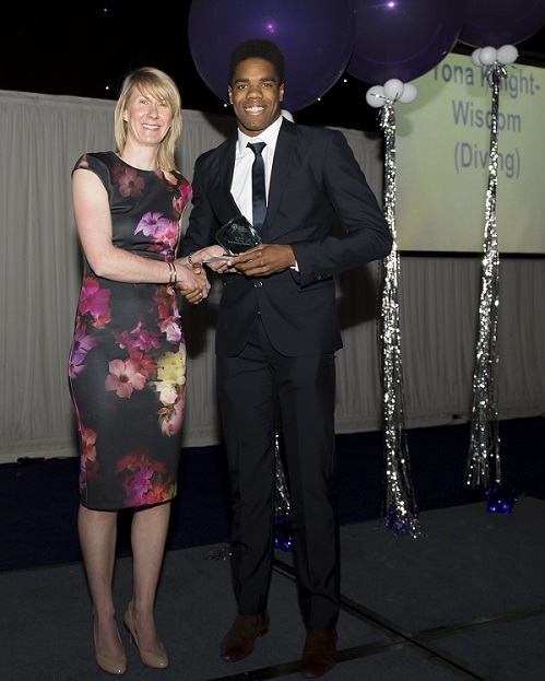 Yona Knight-Wisdom Sports Awards