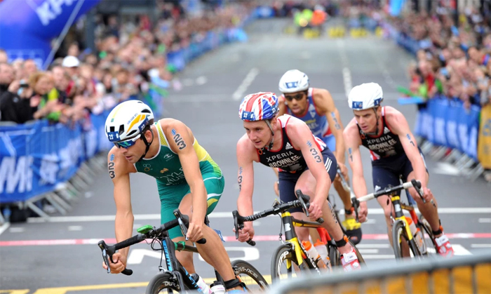 Leeds awaits return of World Triathlon