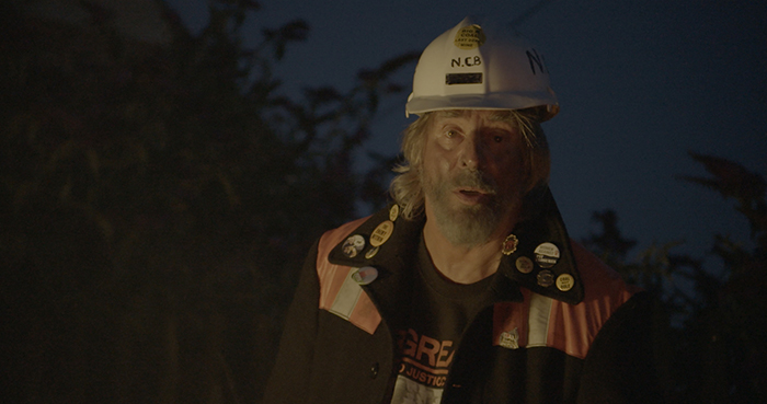 Still from the film Coke Not Coal