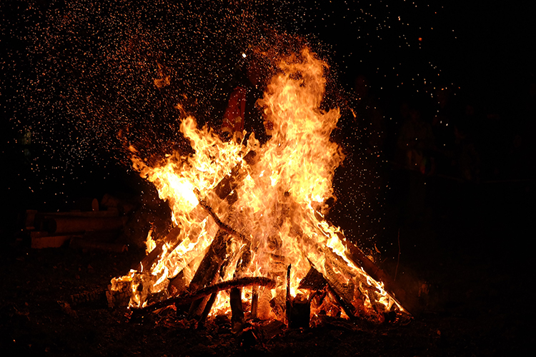 The top six bonfires in Leeds