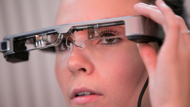 fb7338b90 ... hit the headlines after working with London's National Theatre (NT) to create  augmented reality glasses to broadcast subtitles direct to ...
