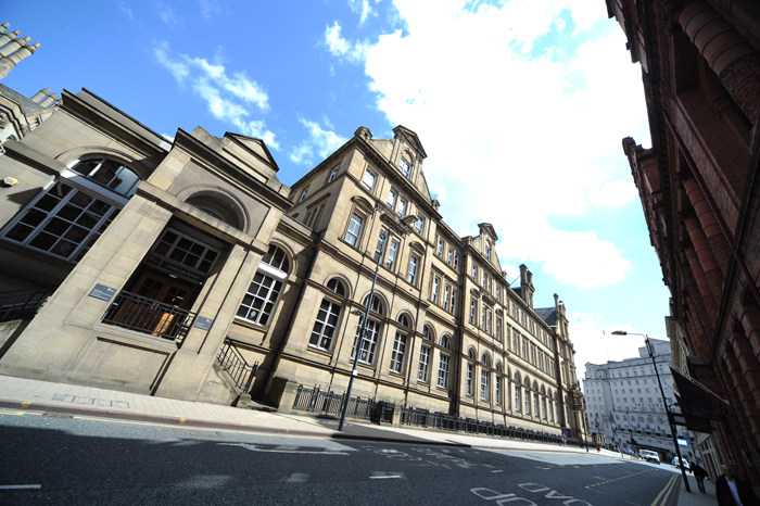 Leeds Beckett to weave history into new conference venue