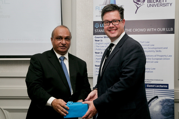 Leeds Beckett LLB (Hons) Law degree launched in Mauritius