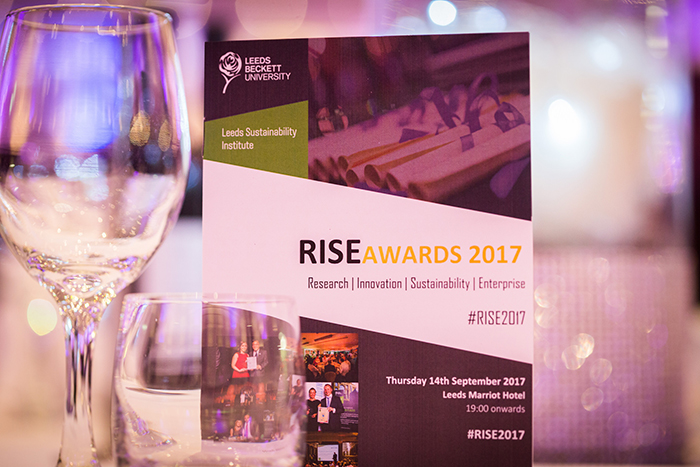 Enterprise pioneers crowned at Leeds Sustainability Institute annual awards