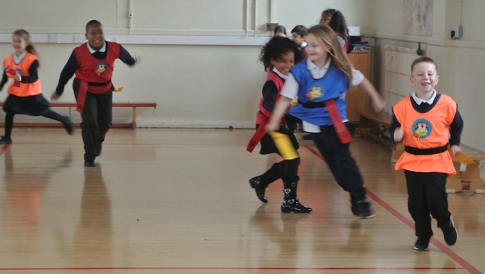 Being more active in school lessons can improve performance in tests