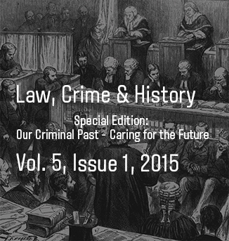 Law, Crime & History