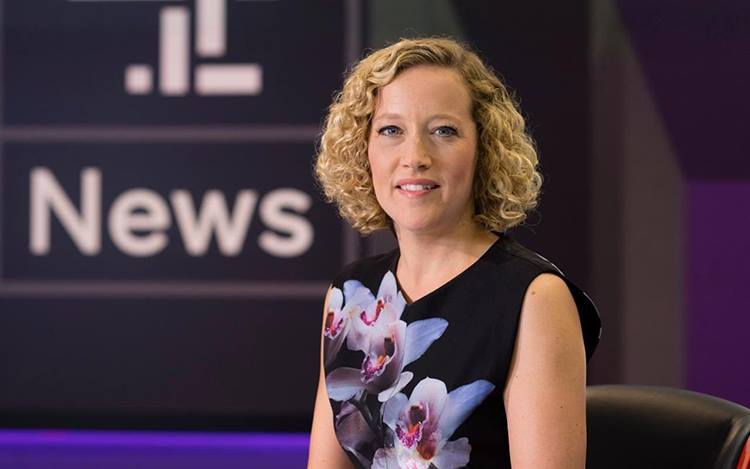"Video thumbnail of ""Bloody Brilliant Women"" Cathy Newman - Warning: Contains some explicit language"