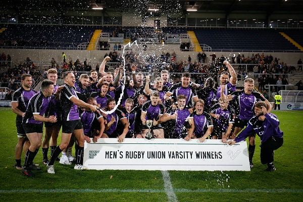 Welcome to Leeds Varsity 2019