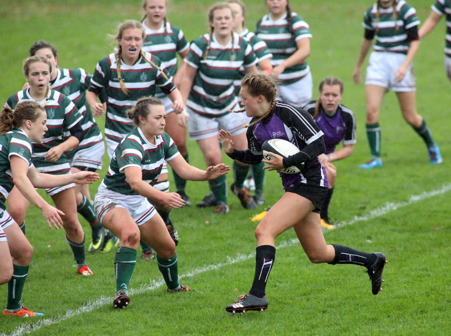 Womens rugby union to face Sheffield in match of the week