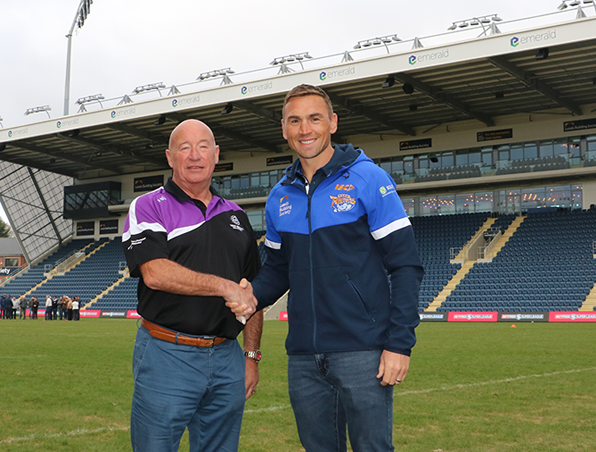Leeds Beckett University to join forces with Leeds Rhinos