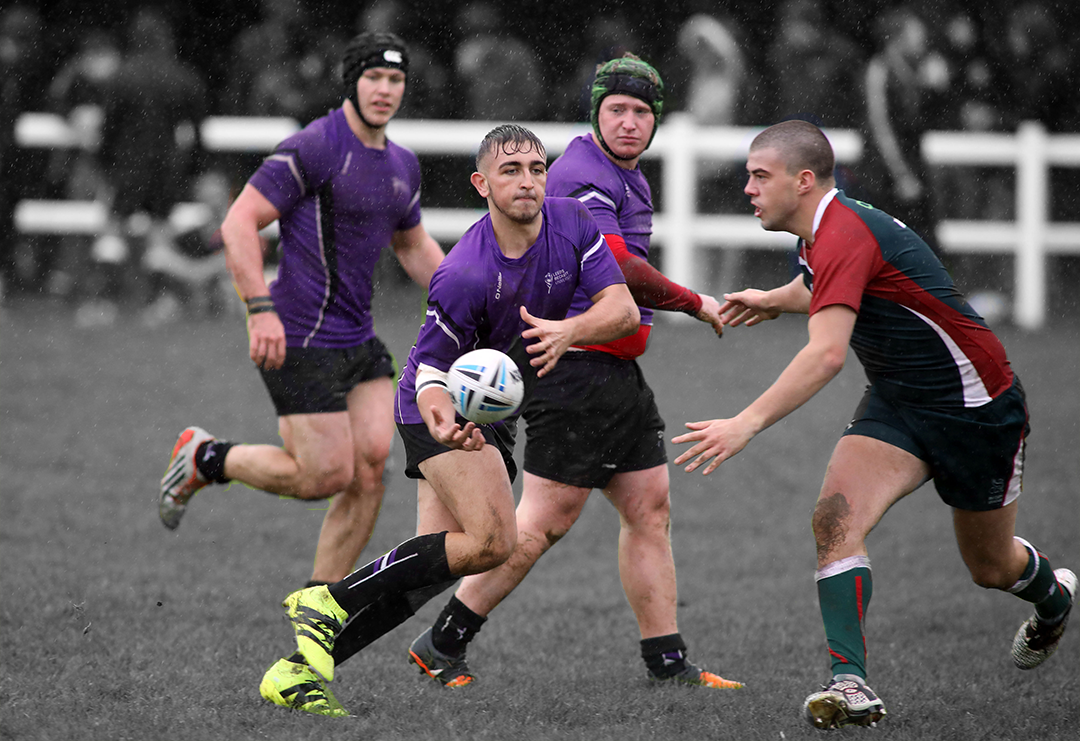 BUCS Big Wednesday beckons for Leeds Beckett Rugby League