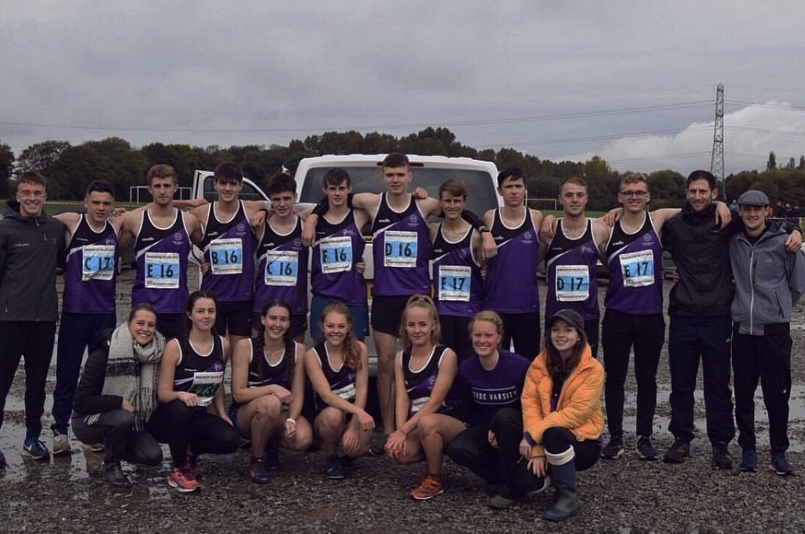 Mixed success for LBU in Leeds Varsity Cross Country